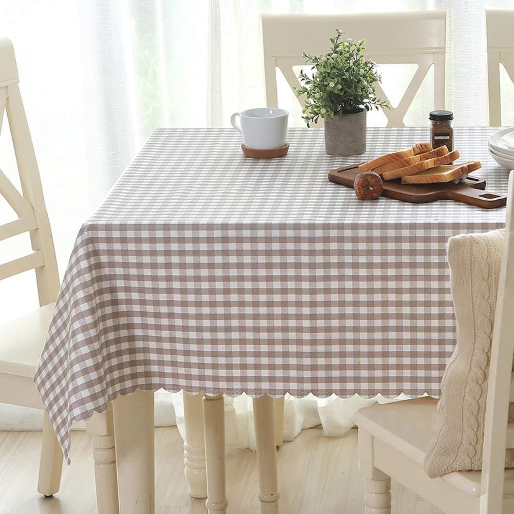 todos los bienes son especiales A 130190cm WENYAO Tablecloth Cloth Art Waterproof Oil-Proof Anti-Hot tabcloth tabcloth tabcloth Restaurant rectangRound Tablecloth,A_130190cm  precio mas barato