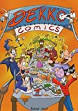 Short, fun and sometimes absurd short stories communicate a mix of subjects in an entertaining way. The comics make learning more accessible to children who struggle with lots of text, with dyslexia, autism, ADHD ... or those who are simply bored wit...