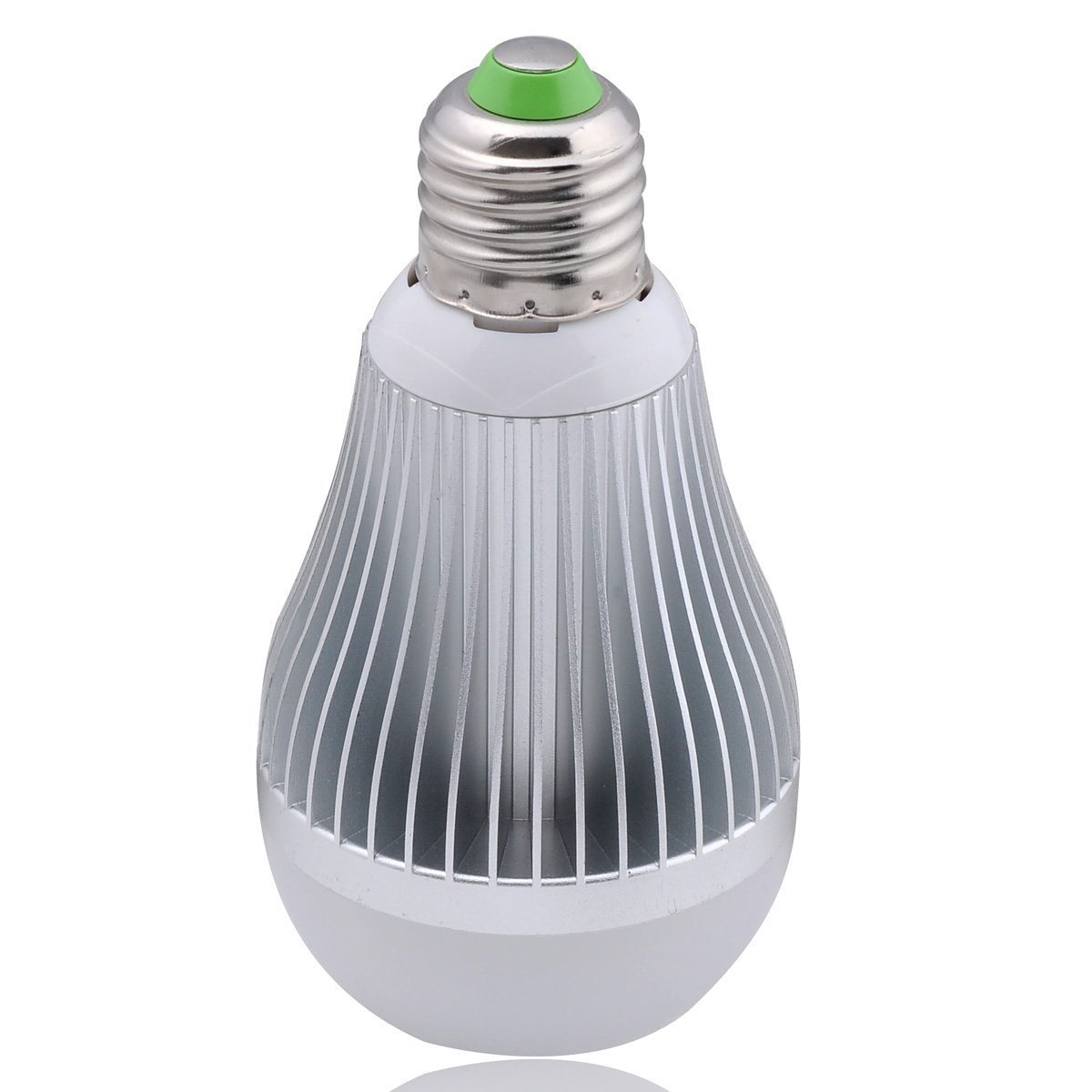 Amazon.com : SODIAL(R) 12W E27 16 Color Changing RGB LED Light Lamp Bulb 85-265V + IR Remote Control : Garden & Outdoor