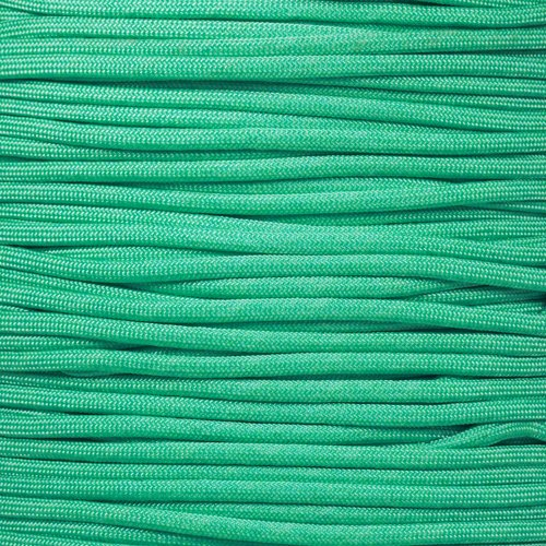 Mint Government - PARACORD PLANET 10 20 25 50 100 Foot Hanks and 250 1000 Foot Spools of Parachute 550 Cord Type III 7 Strand Paracord (Mint 250 Foot Spool)