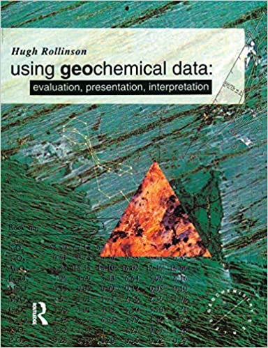 Evaluation Interpretation Presentation Using Geochemical Data