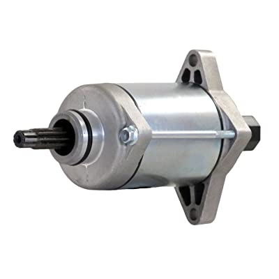 NEW STARTER MOTOR COMPATIBLE WITH HONDA ATV TRX420FE FM FOURTRAX RANCHER 4X4 2007-2009 SM18 31200-HP5-601 SM18 31200HP5601 31200HR0F01 31200HP5-601: Automotive