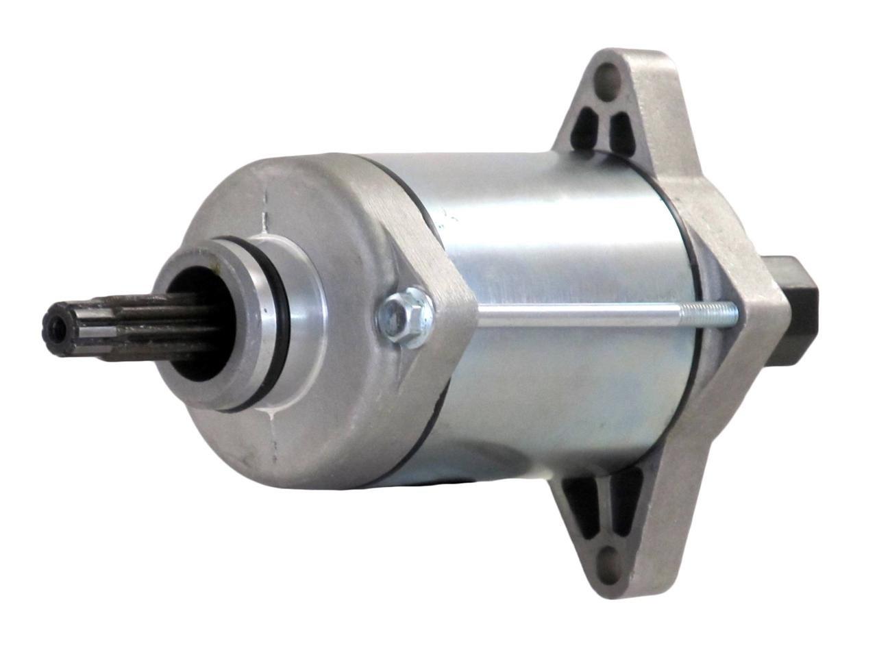 NEW STARTER FITS HONDA 420 TRX420TM FOURTRAX RANCHER 420cc ENGINE 2007-2013 31200-HP5-601 SM18 31200HP5601 31200HR0F01 31200HP5-601