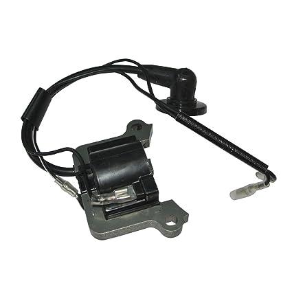 Bobina de encendido Magneto para desbrozadora Mitsubishi TL43 TL50 TL52 BG430 1E40F-5, motor de gasolina