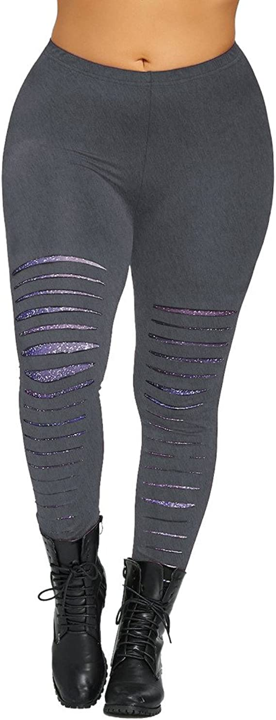 pitashe Leggings Damen Frauen Hosen mit Sch/ädelkopf Damen Yogahose Laufset Jogginghose Tights Regenhose Sport Leggings Outdoorhose Lange Hose Fitnesshose Trainingshose Hose Damen