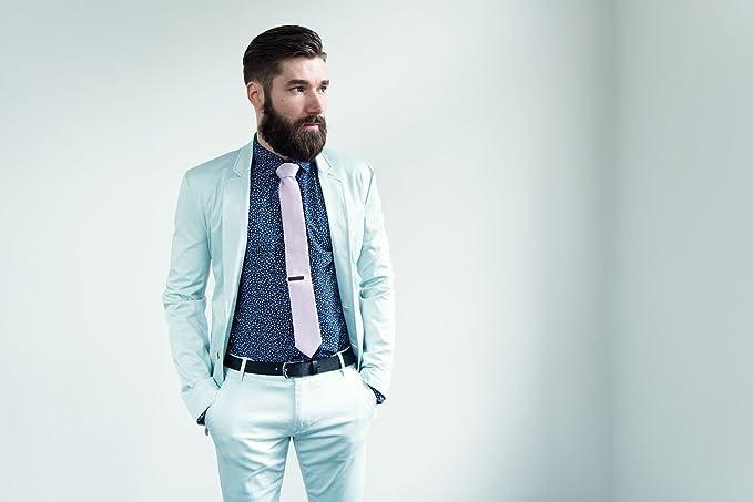 BeWooden Alfiler de corbata Porro Clip - alfiler de corbata 4cm de ...