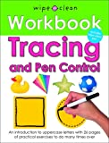 Wipe Clean Work Books: Tracing and Pen Control
