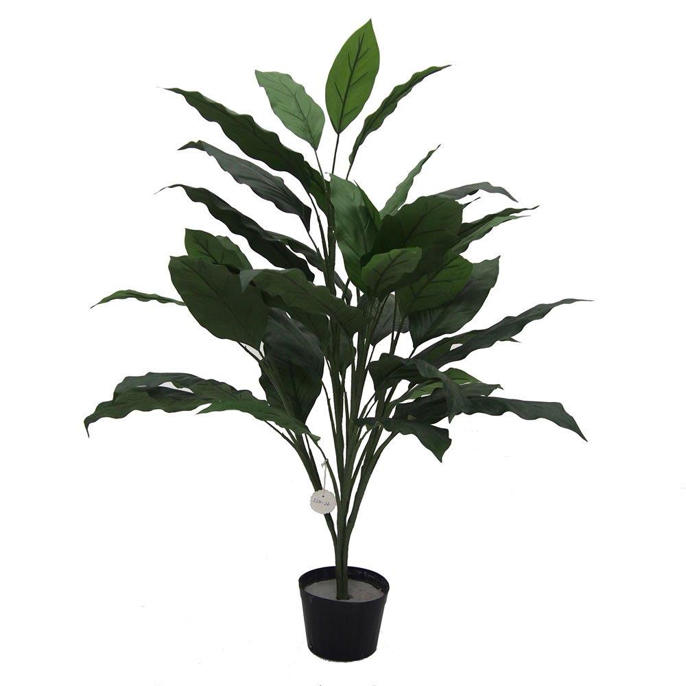 Vickerman TP170336 Everyday Spathiphyllum Tree
