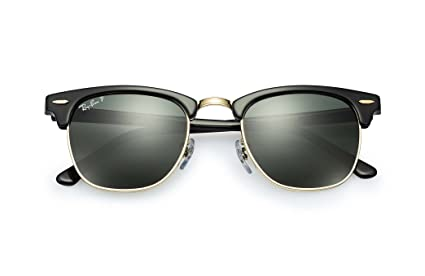 26a0a05550a Ray-Ban Men s 0rb3016 Polarized Square Sunglasses