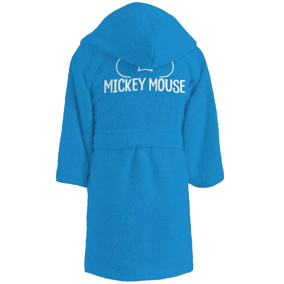 CTI Disney Mickey 043223 Star - Albornoz Infantil (2 a 4 años), Color Azul: Amazon.es: Hogar