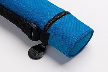 Cuel Billard-K/öcher Sport blau 1//1 f/ür Pool-Billard-Queues mit Schultergurt und Seitentasche f/ür Billardzubeh/ör
