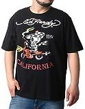 [エド ハーディー] 大きいサイズ メンズ Tシャツ 半袖 プリント