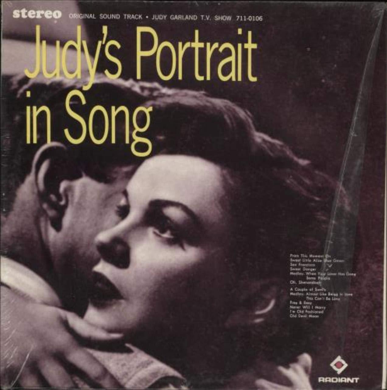 El retrato de Judy en una canción
