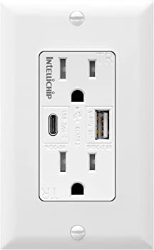 Top Greener USB Charger Outlet