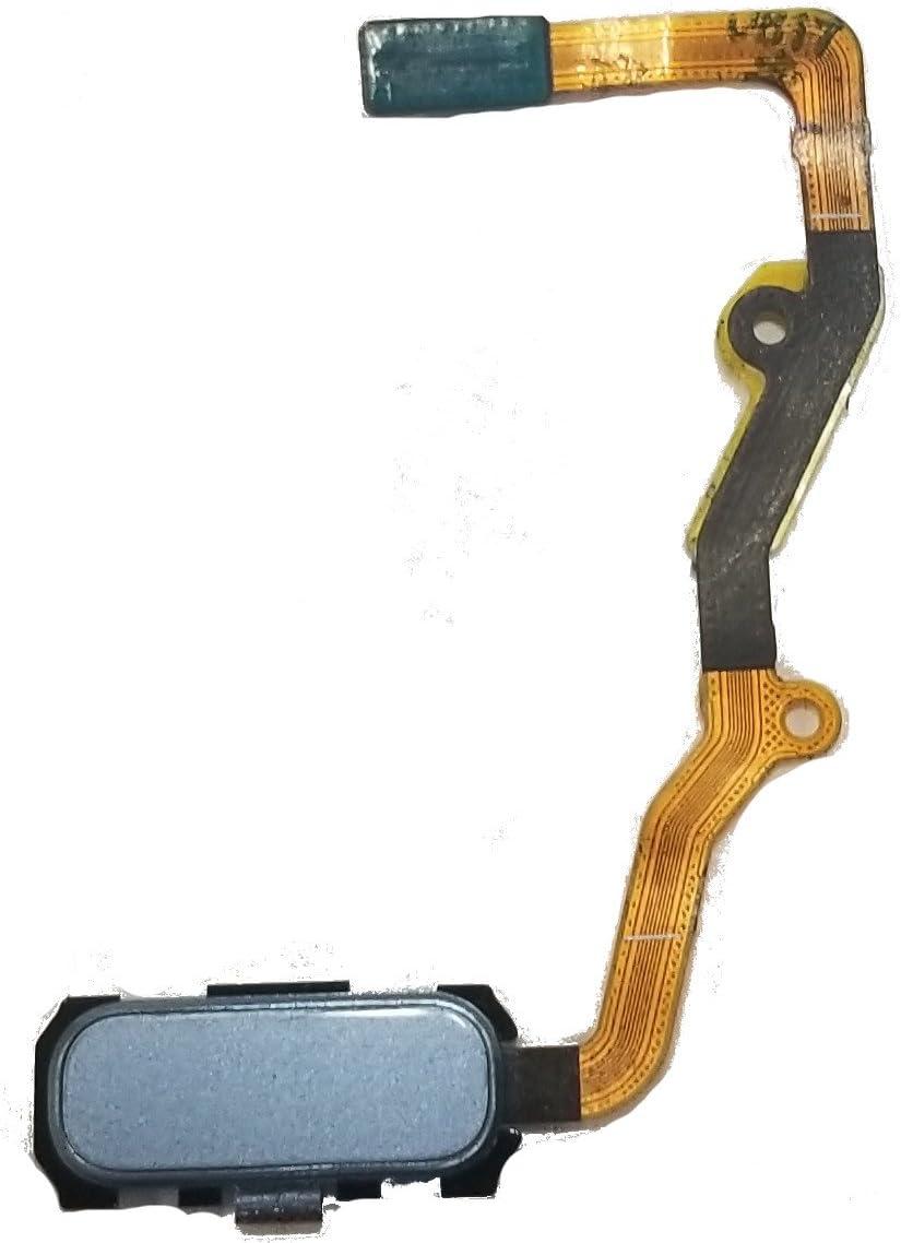 Games&Tech Blue Home Button Menu Key Fingerprint Sensor Flex Cable for Samsung Galaxy S7 Edge G935 G935A G935V G935P G935T G935F