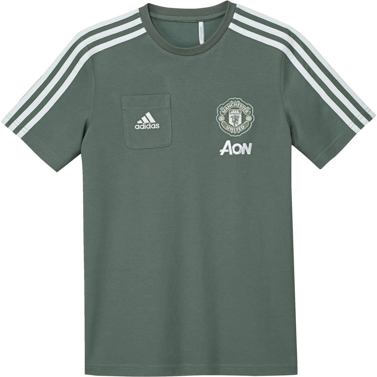 adidas Childrens Manchester United T-Shirt