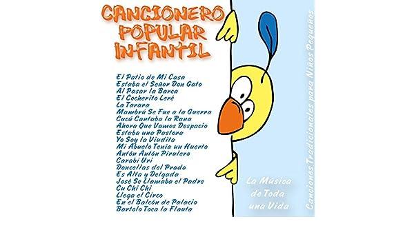 Cancionero Popular Infantil: La Música de Toda una Vida (Canciones Tradicionales para Niños Pequeños) de Grupo Infantil Colorines en Amazon Music - Amazon. ...