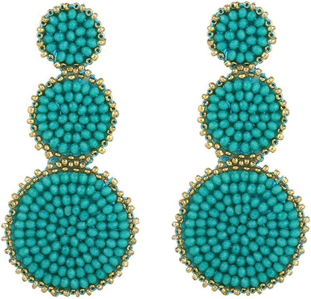 Christmas in July Summer Jewelry Suede Strands Golden Earrings Eco Earrings Statement Jewelry Suede Earrings Colorful Earrings