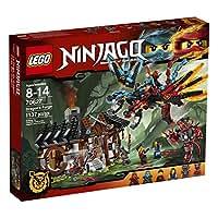 LEGO Ninjago Dragon's Forge 70627 Building Kit (1137 Piece)