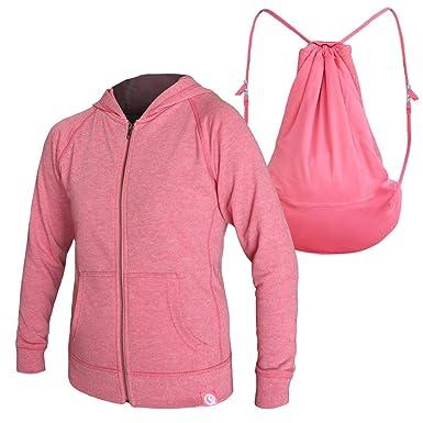 82ed0623a Amazon.com: Quikflip Kids' Hero Hoodie (Convertible Full-Zip Backpack Hoodie):  Clothing
