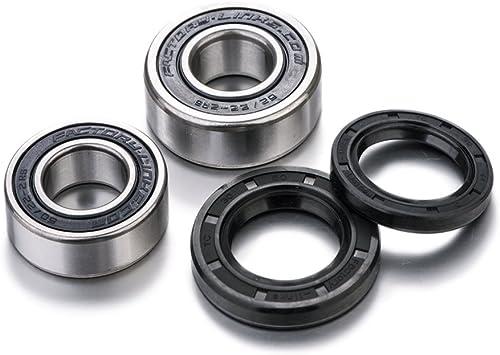 Fits: Yamaha : RM 80 YZ 85 1993-2019 Factory-Links Suzuki RM 85L RM 85 : YZ 80 1992-2017 Rear Wheel Bearing Kits