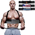 Fire Team Fit Arm Blaster for Curl Assist, Bicep and Tricep