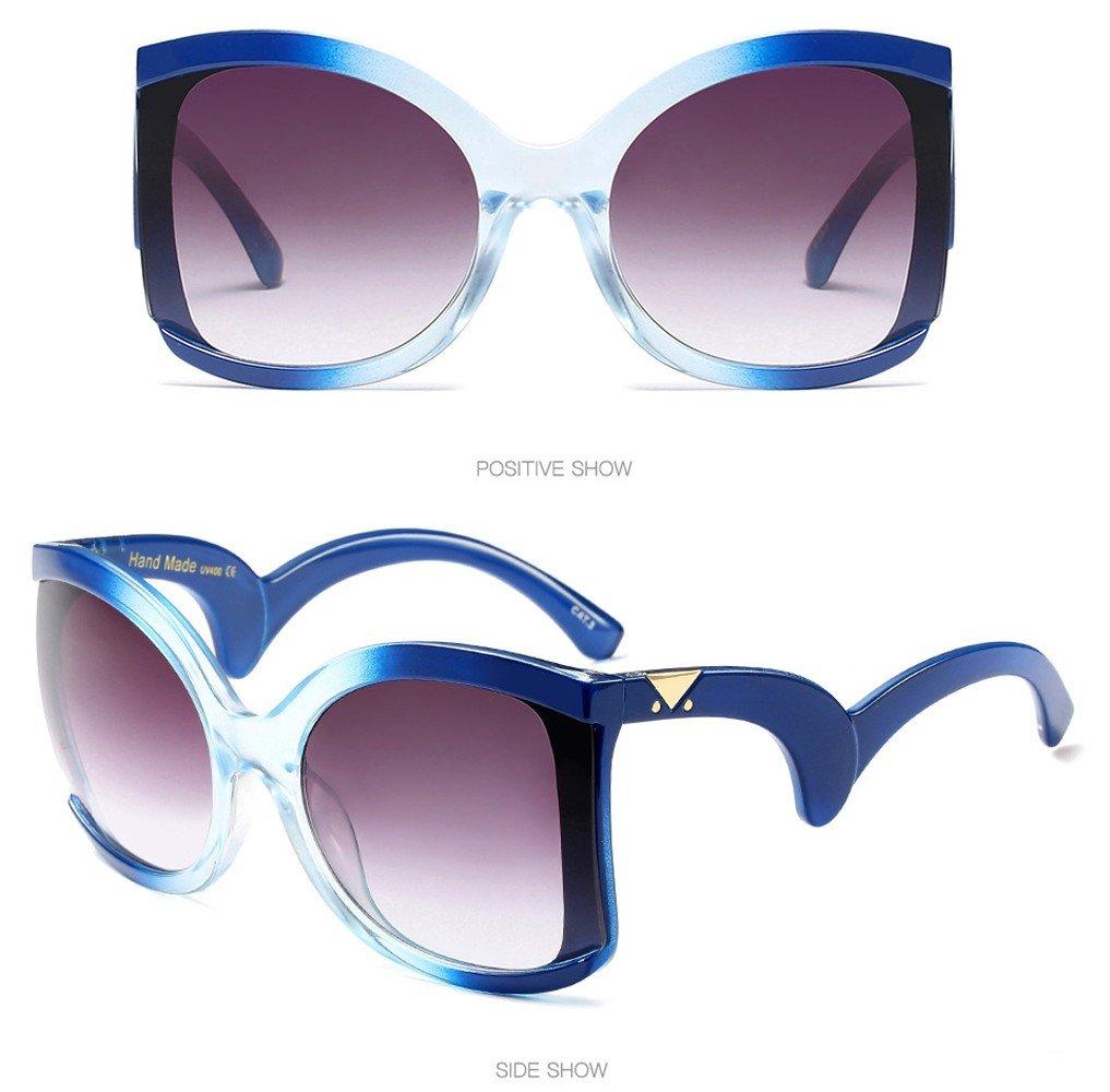 Rumas Gafas de Sol HD ultraligeras para Mujeres y Hombres ...