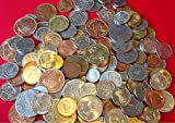 100 Over Countries - 5 DIFFERENT Uncirculated World Coins from Huge Hoard, History Rare - Long time worth, Suitable for collector