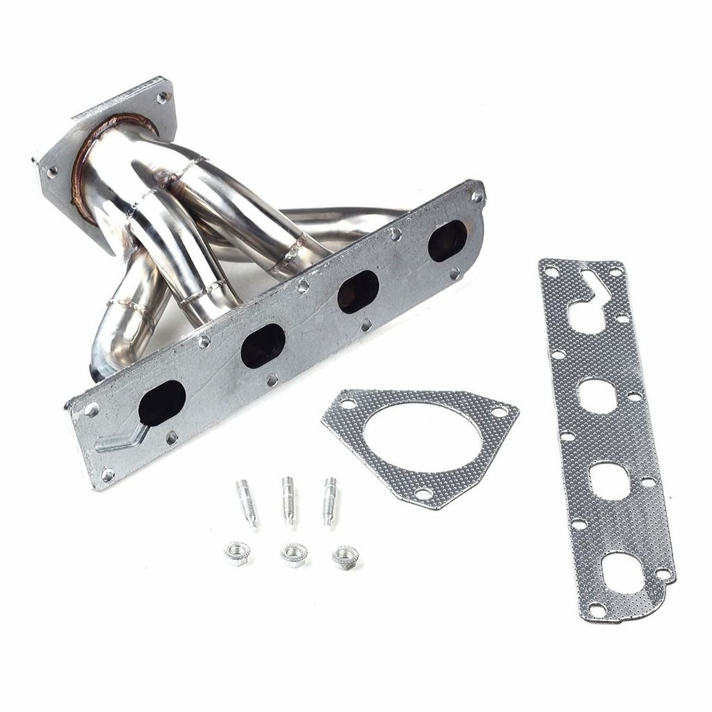 Fit For 2005 - 2010 Chevy Cobalt / Hhr / Saturnion 2.2L / 2.4L Stainless Exhaust Manifold Header Maxon Auto Corp.