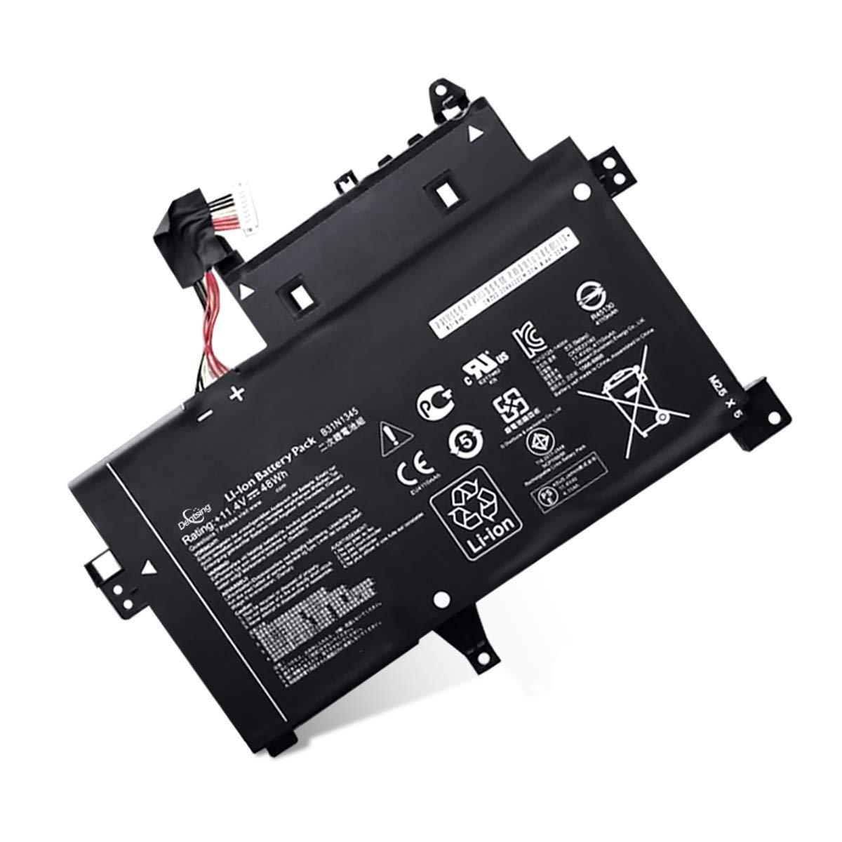 Bateria B31N1345 11.4V 48Wh/4100mAh 6-Cells ASUS Transformer