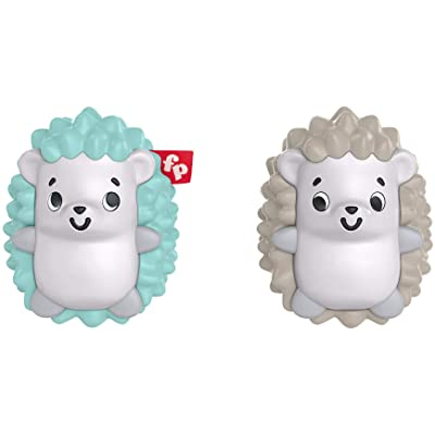 Fisher-Price Hedgehog Shaker Twins : Baby