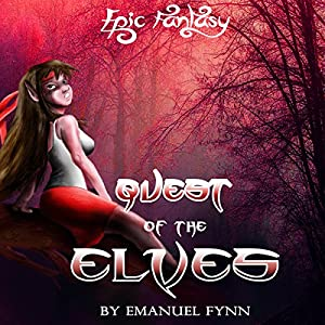 Quest of the Elves Audiobook