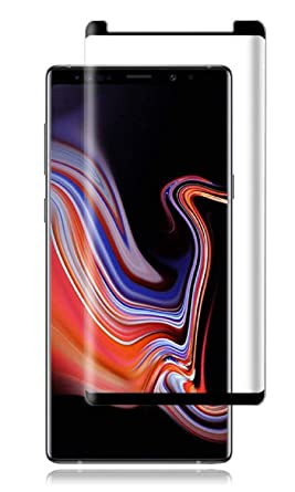 VZZR® Premium Tempered Glass for Samsung Galaxy Note 9 (Now