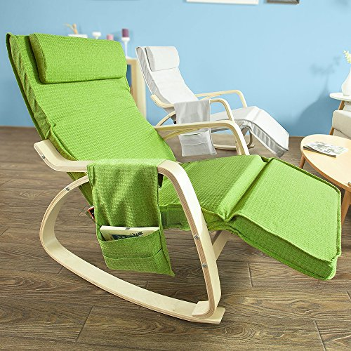 Hatian comfortable relax rocking chair glider beachfront - Rocking chair comfortable ...