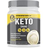 PrimaForce KetoShake – Keto MCT Meal Replacement – Curbs Appetite / SupportsWeight Loss / Enhances Ketosis – Vanilla, 20 Servings