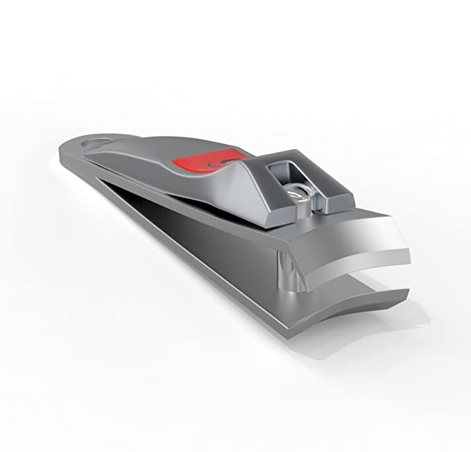 87 opinioni per MRP, set di tagliaunghieper mani e piedi, in acciaio inox resistente, ideale