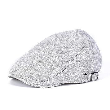 KDSANSO Sombreros Gorras Boinas,Moda Casual Hat Boinas Adjustable ...