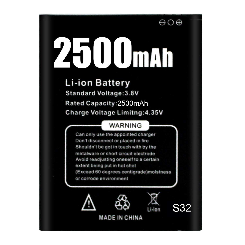 Batterie 4800 mAh au Lithium DUODUOGO J6