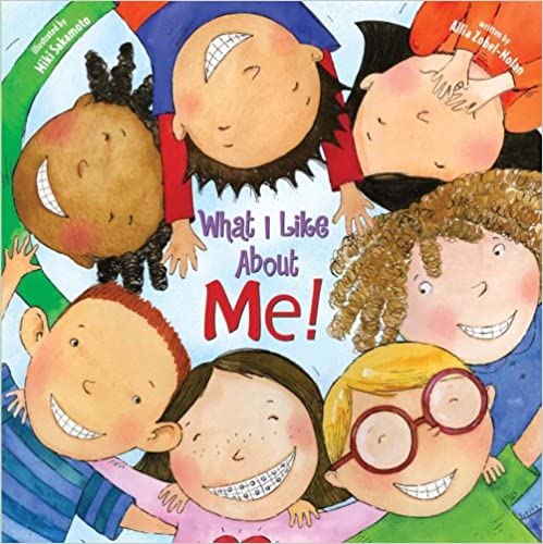 Book What I Like About Me! Teacher Edition: A Book Celebrating Differences