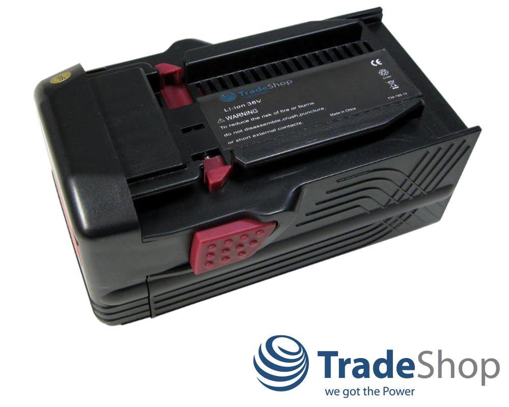 LADEGERÄT Ladestation mit USB AKKU 36V 3000mAh Li-Ion für Hilti TE6A TE7A B36