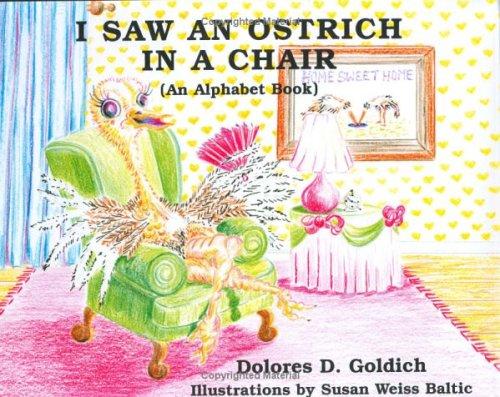 Download I Saw An Ostrich In A Chair pdf epub
