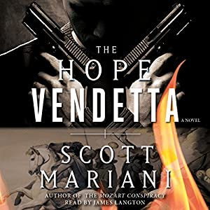 The Hope Vendetta Audiobook