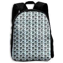 Radio Tape Musical Kid Boys Girls Toddler Pre School Backpack Bags Lightweight