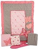 Summer Infant 5 Piece Crib Bedding Set, Juliette - Best Reviews Guide