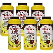 Anti Monkey Butt Powder 6 oz.- Men - 6 Pack
