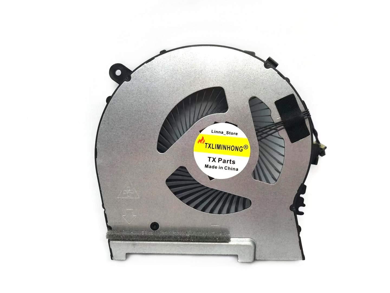 Cooler CPU para HP OMEN Laptop 15-DH 15-DH0015NR 15T-DH0