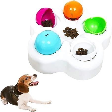 CALHNNA Pet IQ Intelligent Toy Smart Dog Puzzle Toys