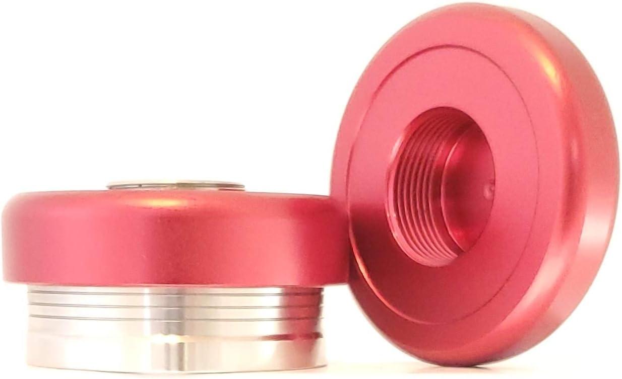 3 Flange Distributor Gold MindfulKing53mm Espresso Leveler Tool
