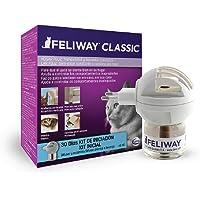 FELIWAY Classic - Antiestrés para gatos - Marcaje con orina, Miedos, Cambios en el entorno, Arañazos Verticales…