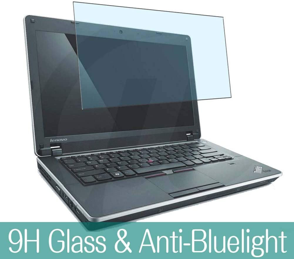 Synvy Anti Blue Light Tempered Glass Screen Protector for Lenovo Thinkpad E14 Edge 14